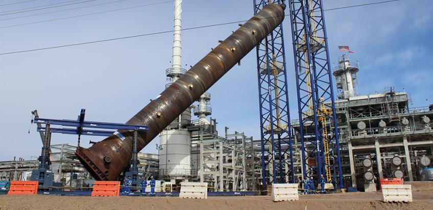 Pumps, Blowers Erection & Commissioning
