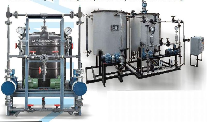 Injection & Dosing system